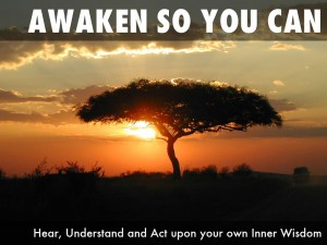 awaken.wisdom.journal.understand.hear.act