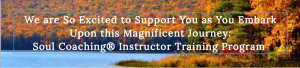 soul_coaching_Instructor_Training_Welcome